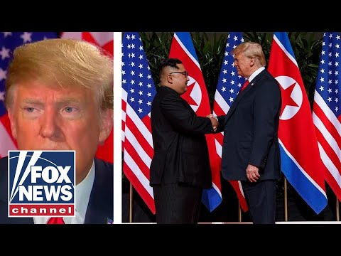 Trump: Kim Jong Un will visit White House at the right time