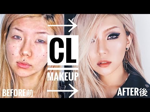 HOW TO LOOK LIKE A KPOP STAR: CL makeup transformation tutorial🆑 씨엘 메이크업 ♡ Vivekatt