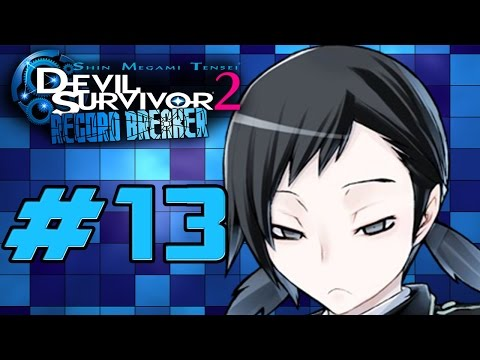 Devil Survivor 2: Record Breaker - Walkthrough Part 13 Wednesday ~ The Sea's Peril [HD]