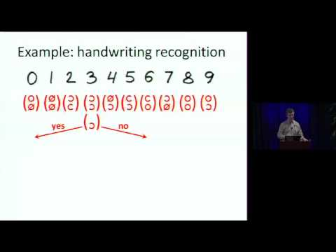 Machine Learning:  The Basics, with Ron Bekkerman