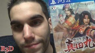 Samurai Warriors: Sanada Maru PS4 Unboxing