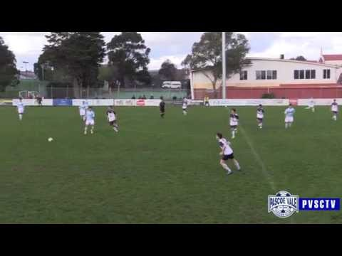 Pascoe Vale VS Sunshine George Cross U16S PVSCTV Highlights