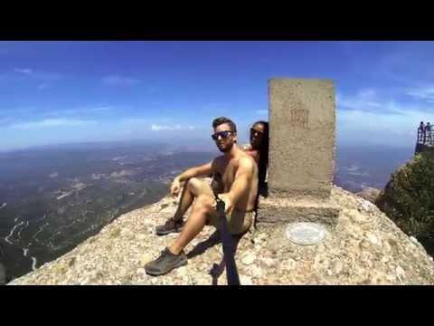 Summer Travel Adventure   Spain & France   GoPro Hero 3 Black
