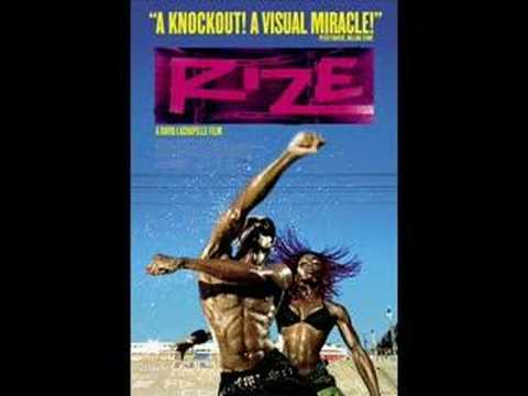 Rize - Krump Clown Bring it on down
