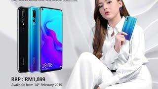 Huawei Nova 4 Price in Malaysia at RM1,899