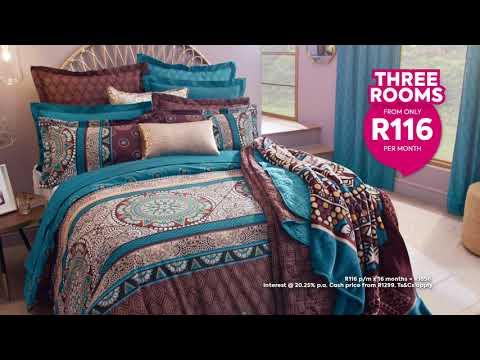 Lesedi Bedding | HomeChoice