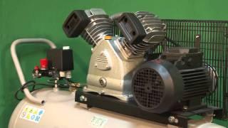 Компрессор AirCast сб4 C 100 LB30а(Компрессор AirCast сб4 C 100 LB30а http://electromotor.com.ua/video/kompressor/1783-kompressor-aircast-remeza-sb4c100lb30a-video от официального ..., 2011-10-10T11:07:07.000Z)