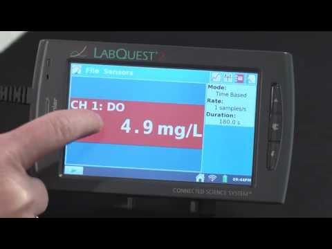 Dissolved Oxygen Probe - Tech Tips With Vernier