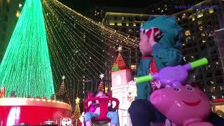 🎄Christmas Songs For Kids 🎄 Christmas Tree In The Royal City 2018 🎄 HT BabyTV ✔︎