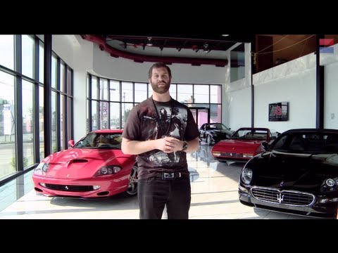 Harley Morenstein: The 12 Most Significant Cars of All Time - CAR and DRIVER
