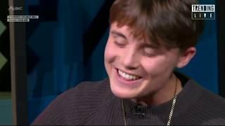 James Smith Interview Trending Live | Sings One Kiss Dua Lipa