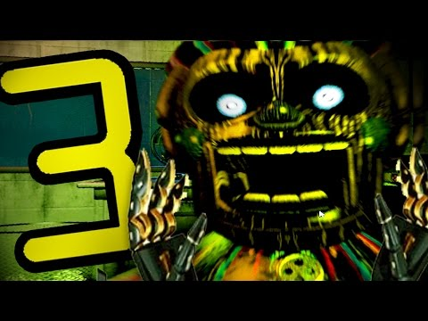 Thumbnail: Five Nights At Freddy's 3 - SPOOK YOUR SOCKS OFF! (Night 1, Night 2, Night 3) - Part 1 | PewDie{ie