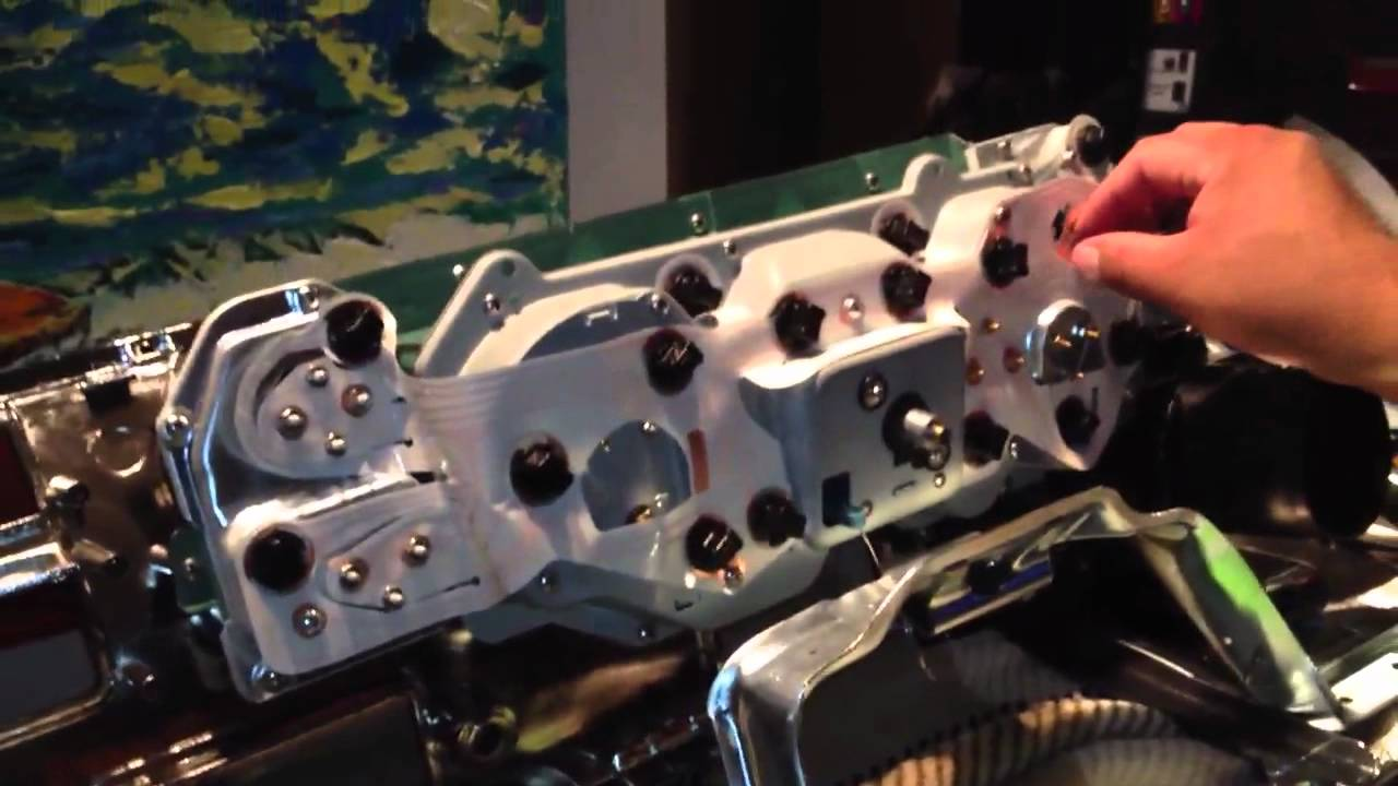 hight resolution of chevelle ss dash conversion part 3