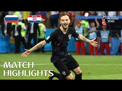 Russia v Croatia - 2018 FIFA World Cup Russia™ - Match 59