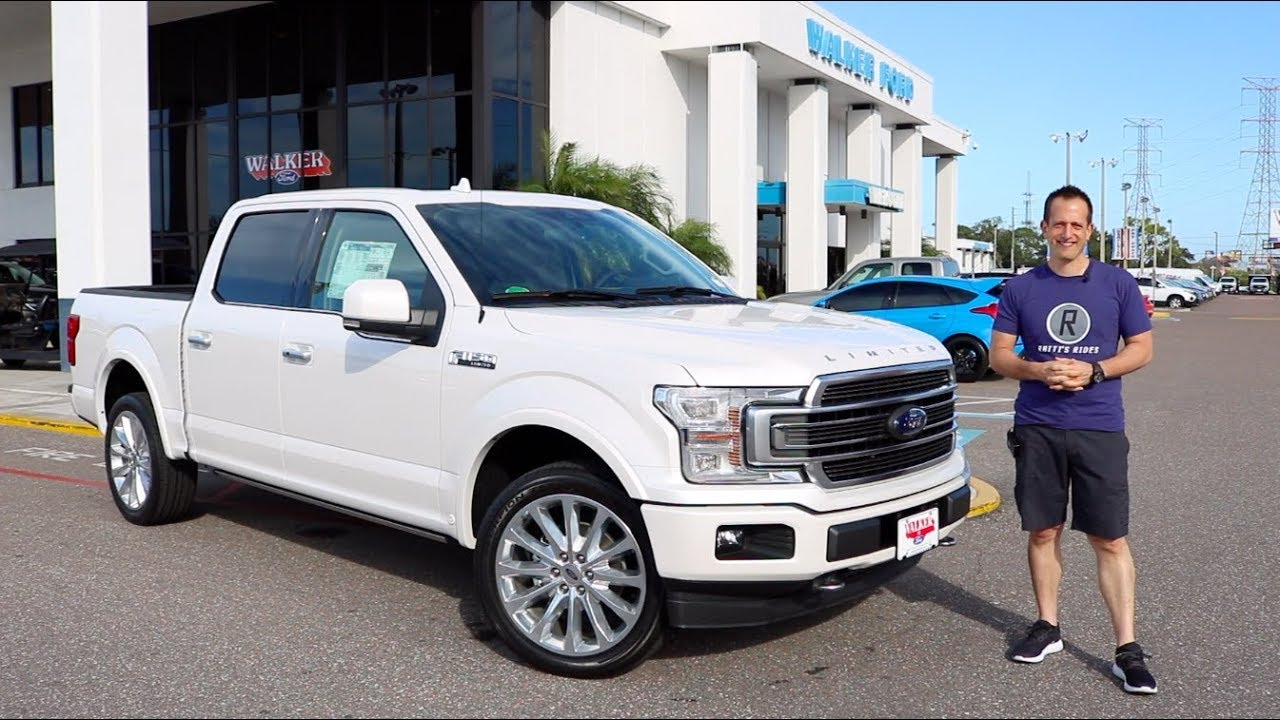 Why Is The 2019 Ford F 150 Limited Better Than Ever To Buy Youtube