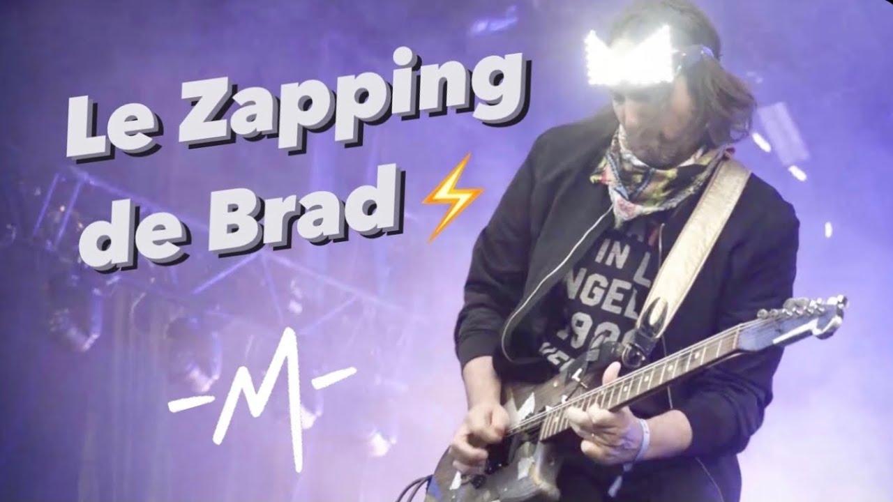 LE ZAPPING DE BRAD : 10 ans de musique et d'amitié avec Brad Thomas Ackley