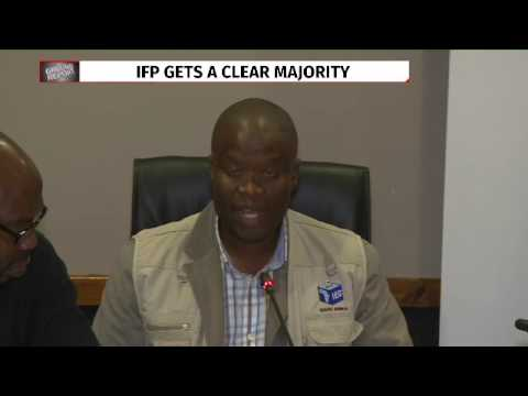 Landslide victory for IFP in Nquthu