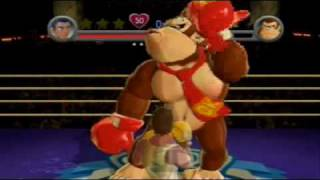 Repeat youtube video The 1,000th Victory [Punch-Out!! (Wii)]