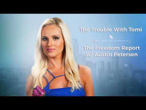 The Trouble with Tomi Lahren [AUDIO]