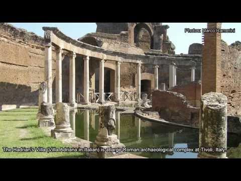 Hadrian's Villa, Tivoli, Lazio - Italy