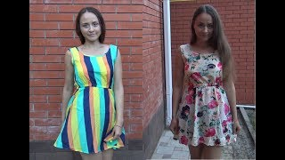 Сарафан/платье с AliExpress