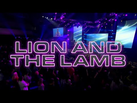 Justin Rizzo - Lion and the Lamb (Live at Onething 2016)