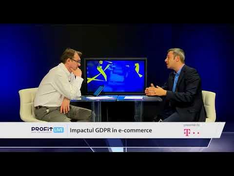 Radu Vîlceanu, CEO & Founder ContentSpeed: Impactul GDPR în e-commerce