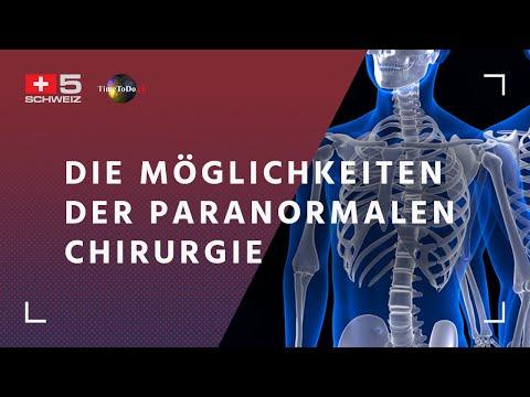 Die Möglichkeiten der paranormalen Chirurgie; TTD-Sendung Tatjana Lackmann vom 21.08.2020