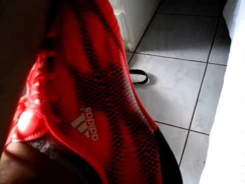 Unboxing chuteira adidas netshoes - YouTube b9d404fa7707a
