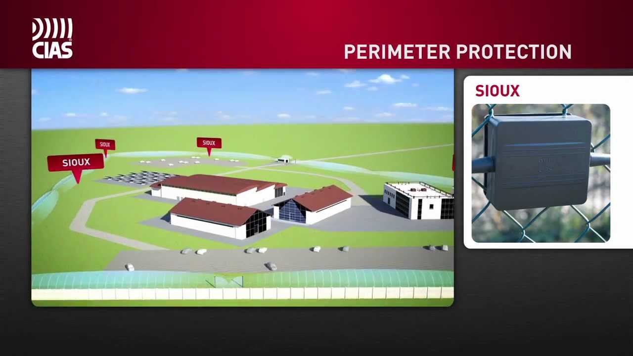 CIAS Technological leader for perimeter security - YouTube