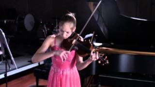 Geneva Lewis - Romance No. 2 in F Major (Op. 50) (Beethoven)