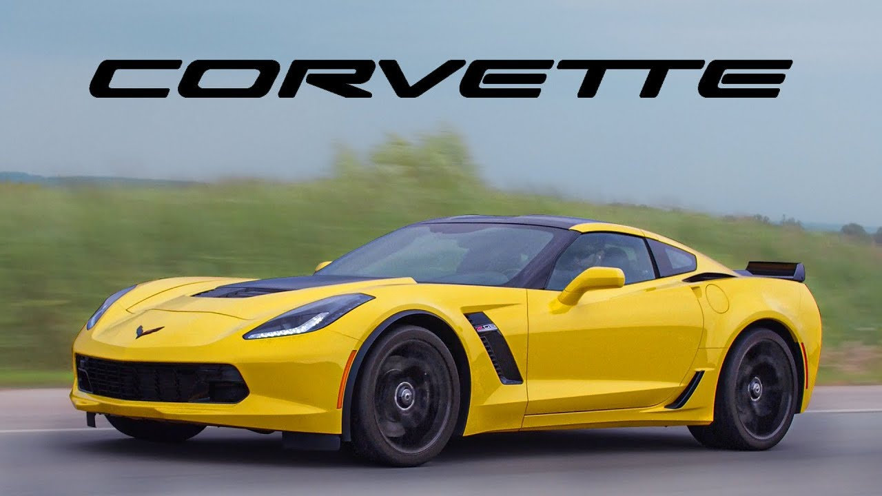 2019 Chevrolet Corvette Z06 Review Does It Need A Mid Engine Youtube