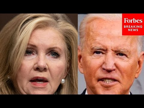 """""""I'm Going To Stop You Right There"""": Marsha Blackburn Cuts Off Biden Nominee Over &qu"""
