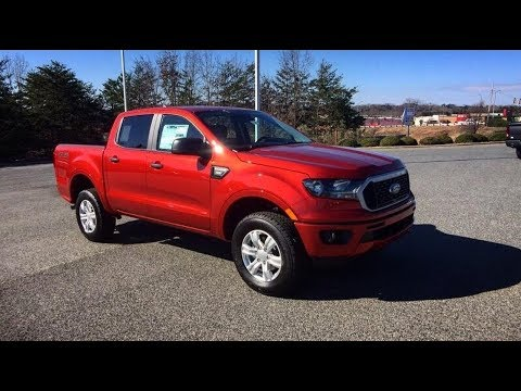 2019 Ford Ranger XLT: Build Date & Configuration Explanation
