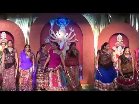Garba Performance @ Krishna Temple Bahrain