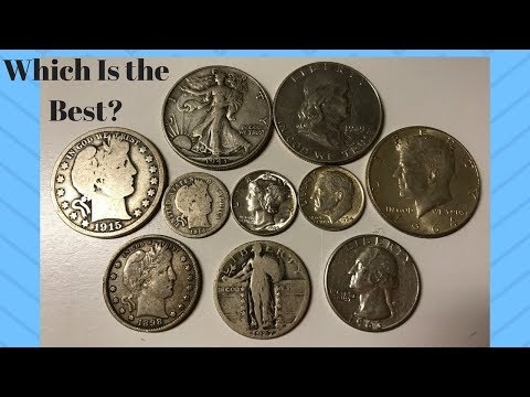 Which 90% Junk Silver Coin Is Best? (Long term saving favorite of many stackers!)