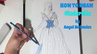 How to draw a Cinderella