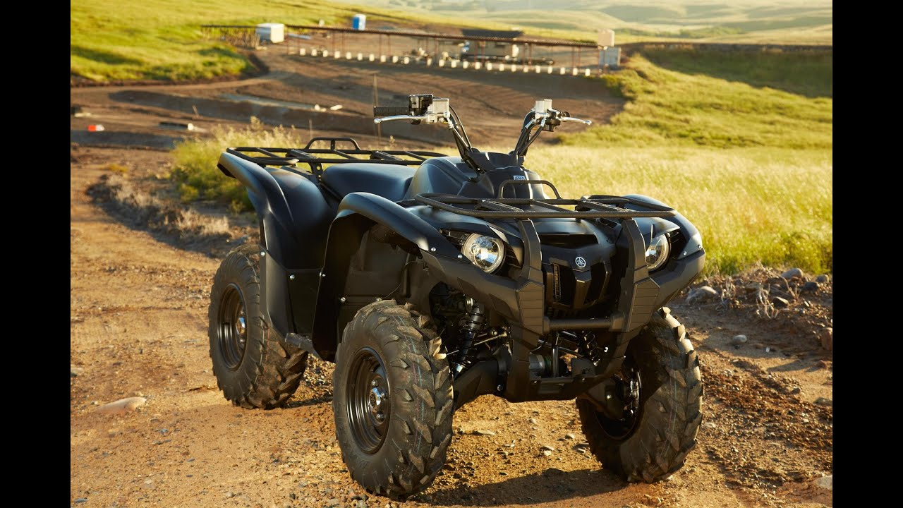 2014 yamaha grizzly 700 fi auto 4x4 eps special edition youtube. Black Bedroom Furniture Sets. Home Design Ideas