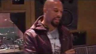 Common-I Want You Studio Session