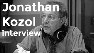 Jonathan Kozol Interviewed by Charlie Rose (1995)