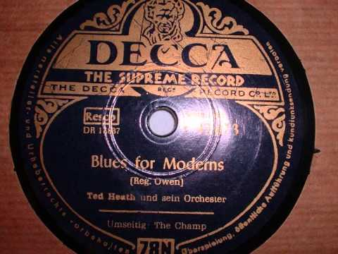 Blues for Moderns - Ted Heath (Live 1953)