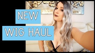 New Wig Haul ASMR   Not What I Expected 😡