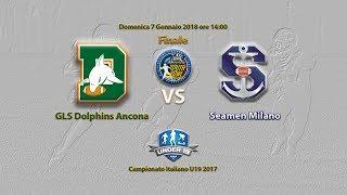 GLS DOLPHINS ANCONA vs SEAMEN MILANO