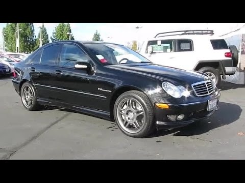 2004 mercedes c32 amg sacramento roseville folsom elk. Black Bedroom Furniture Sets. Home Design Ideas