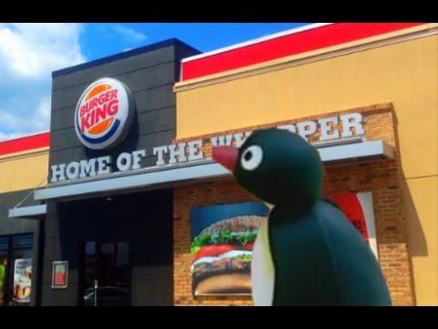 YTP: Pingu Goes To Burger King