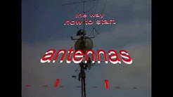 ham radio     amateur television ATV first steps