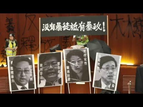 protestors-storm-hong-kong-legislature-building,-drawing-criticism-from-all-sides