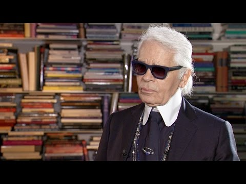 The Big Interview: Karl Lagerfeld