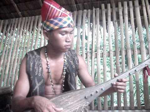 Philippine Music, traditional Instruments  - tboli tribe( Lemuhen)