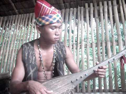 Philippine Music, traditional Instruments - tboli tribe( Lemuhen ...